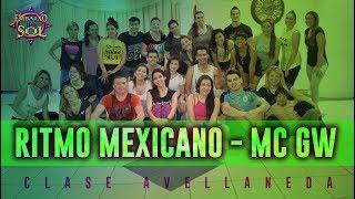 Ritmo Mexicano - MC GW | Coreografías - Choreography | Ritmos Brasileros - Embaixo Do Sol