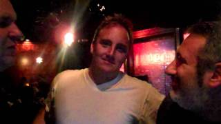 Jay Mohr, Jeff Garlin en el Hollywood Improv