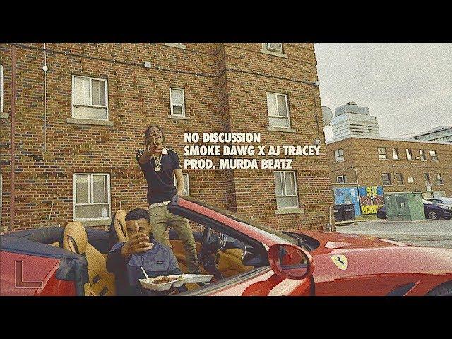 Smoke Dawg - No Discussion ft. AJ Tracey (Prod. Murda Beatz) [Official Video]