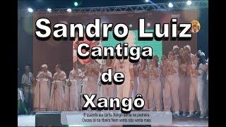 Ponto de Xangô   Chamado de Fé   Sandro Luiz   8° Festival Um grito de liberdade