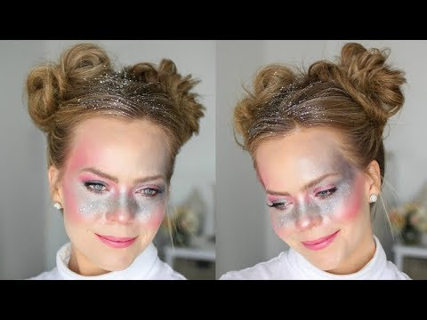 Galaxy Girl Halloween Makeup | Missy Sue