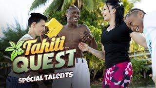 TAHITI QUEST Spécial Talents | Les coulisses | Les jaunes offrent des KIMONOS !