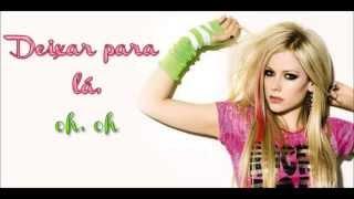 Avril Lavigne / Wish You Were Here - Tradução [PT/BR]