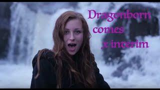 Dragonborn comes