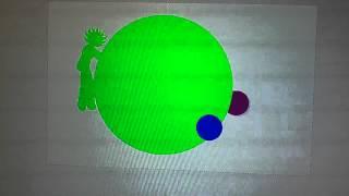 Sonic, shadow, goku and vegeta vs broly
