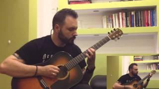 Dimmu Borgir - Mourning Palace [short acoustic cover]