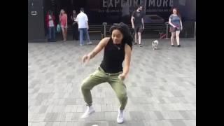 DJ Flex X A Star - Eggplant Remix | Dancer: @izzyodigie