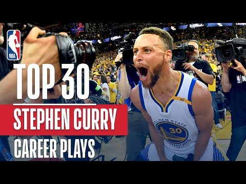 Stephen Curry's AMAZING Top 30 Plays To Celebrate His 30th Birthday!