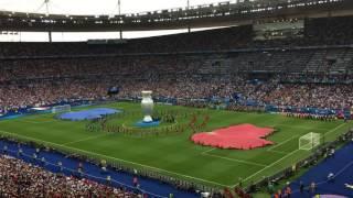 Momentos Mágicos na Final do Euro 2016 - Cerimónia de Início