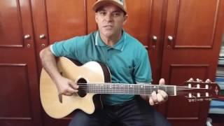 Luiz canta:Kryptônia do Zé Ramalho