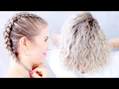 How To HEATLESS CURLS Overnight Tutorial! | Milabu