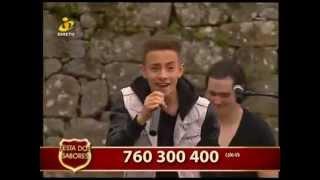 """Cantor MIGUEL GUERREIRO """"Só penso em ti"""" em Melgaço na Festa dos Sabores (TVI) Contacto para Shows"""