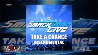 WWE: Take A Chance (SmackDown Live Instrumental) by CFO$ - DL w. Custom Cover