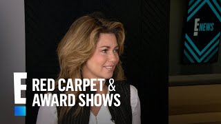 """Shania Twain Details """"Slow Process"""" Returning to Music   E! Live from the Red Carpet"""