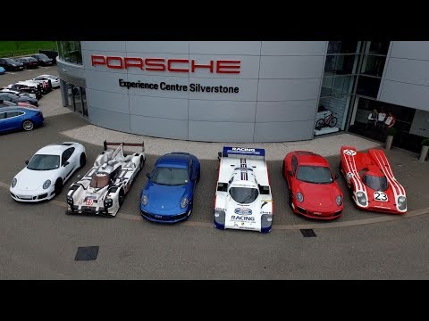 Porsche Exclusive Manufaktur. The details and passion behind the British Legends Edition.