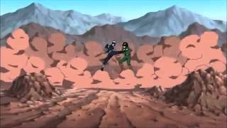 Kakashi vs Guy AMV
