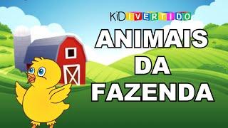 Animais da Fazenda - Som dos Animais