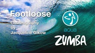 Aqua Zumba Choreography - Footloose
