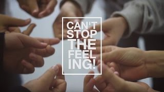 Can't stop the feeling feat SOUND SIX