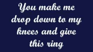 We The Kings - You And Only You Lyrics