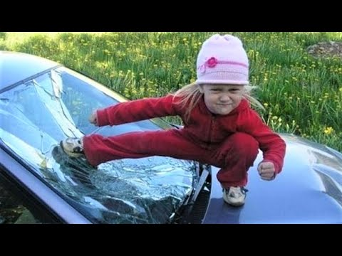 Funny Naughty Baby Trouble Maker - Funniest Baby Fails Videos