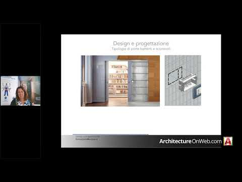 FormazioneOnWEB.it - Porte e controtelai nella progettazione degli spazi interni  - 30.05.18