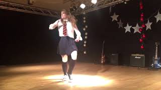 Harry Potter Remix Choreography