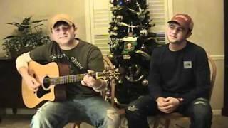 Dixieland Delight - Alabama cover by Jared & Jordan Courington