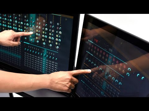 Yuri Suzuki gives Raymond Scott's Electronium electronic sequencer an AI makeover