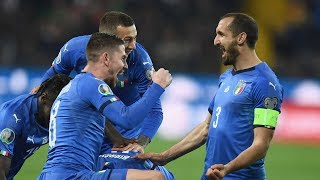 Highlights: Italia-Finlandia 2-0 (23 marzo 2019)