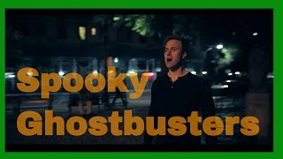 Spooky Ghostbusters (a Cover Mashup)