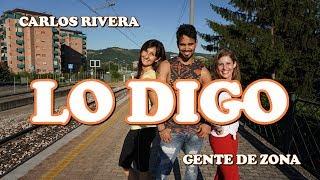 Carlos Rivera - Lo Digo ft. Gente de Zona Zumba