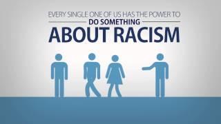Bystander action on preventing race-based discrimination