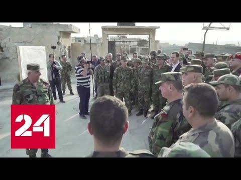 В день 5-летия группировки России в Сирии на базе Хмеймим открывают памятник Герою России