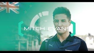 Panasonic Jaguar Racing | Mitch Evans