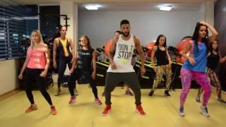 Maravilhosa é Ela - Léo Santana - Coreografia | Fit Club