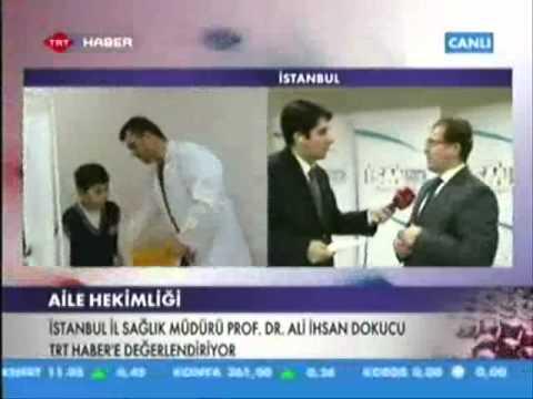 TRT PROF. DR. ALİ İHSAN DOKUCU AİLE HEKİMLİĞİ.wmv