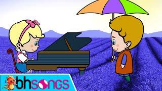 Lavender's Blue Lyrics   Nursery Rhymes   Kids Songs [Ultra 4K Music Video]