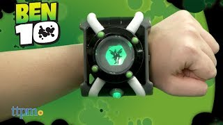 Ben 10 Deluxe Omnitrix from Playmates Toys
