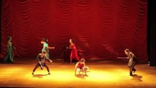 Aladdin e a Lâmpada Mágica - Krya Cia de Teatro