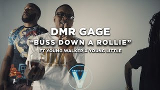 DMR GAGE x Young Walker x Young Little - Buss Down a rollie (Dir by @Zach_Hurth)