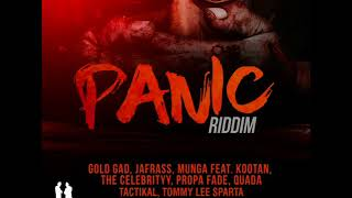 Panic Riddim [Instrumental] Do Not Re-Upload