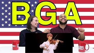 "BgA ""Who's It Gonna Be"" • Fomo Daily Reacts"