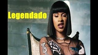 Cardi B - Bodak Yellow (Legendado)