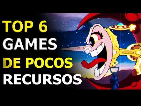 Top 6 Juegos de Pocos Requisitos Para PC #1 (Mediafire) (Mega) 2017