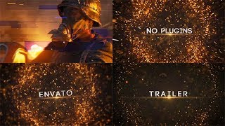 Trailer Epic Action World War 1 After Effects