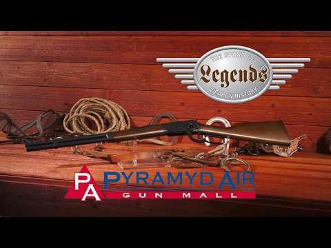 Video: Umarex Legends Cowboy Lever Action CO2 Air Rifle   Pyramyd Air
