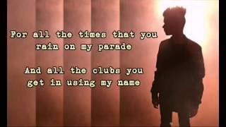 Love Yourself - Marcus & Martinus Lyrics [cover]