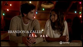 brandon & callie | the one [+3x10]