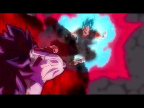 KAIOKEN Vegito Blue vs Cumber! Dragon Ball Heroes UM3 Preview